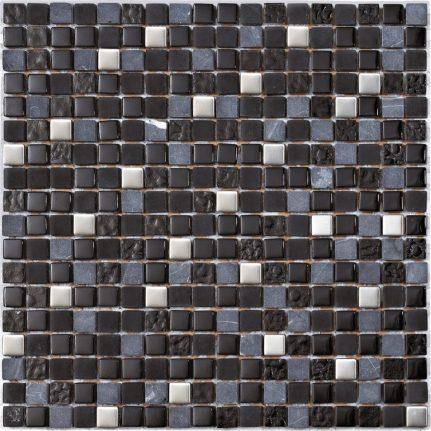 Mosaïque effet verre LAGOS 30x30