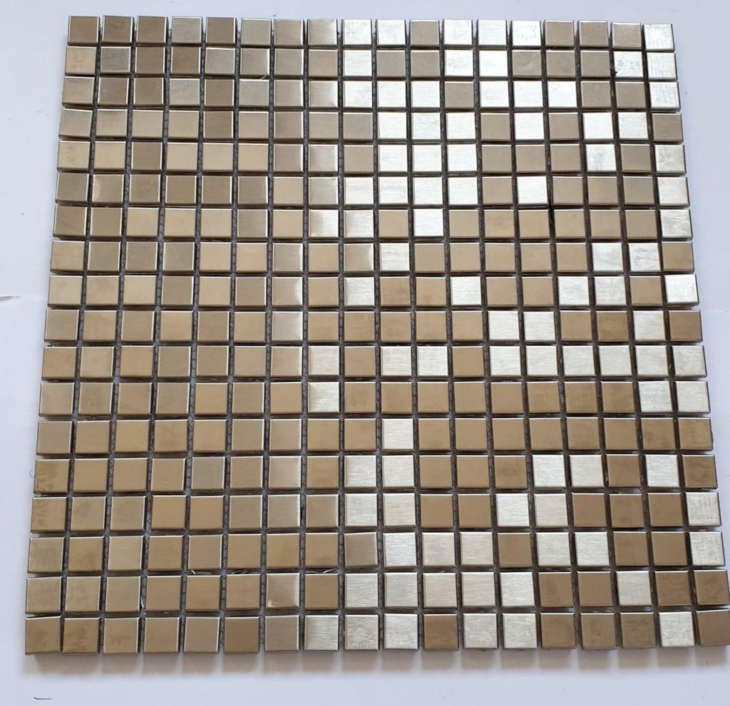 Mosaïque effet verre ACERO 30x30