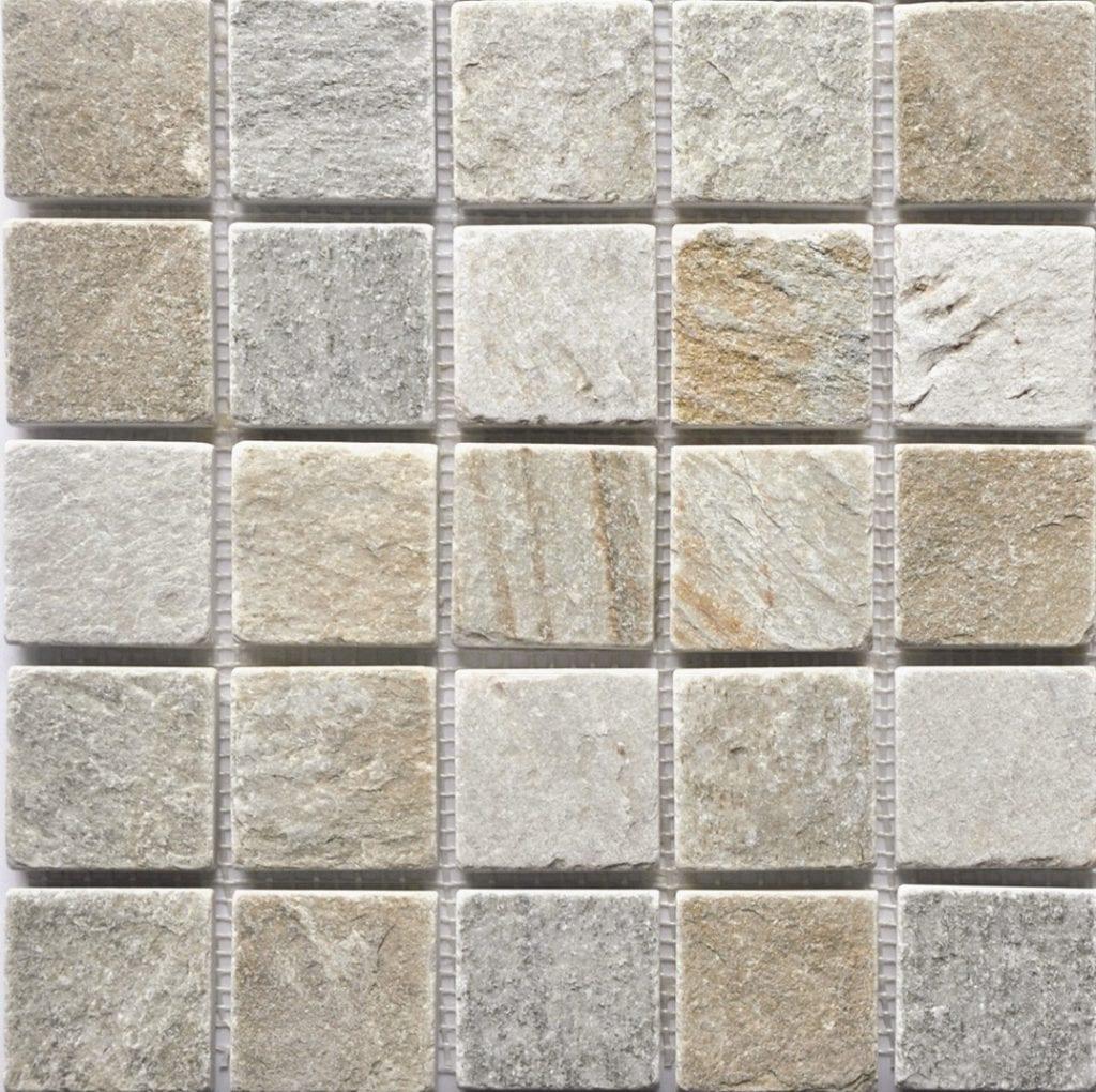 Mosaïque pierre CALCUTA 30x30