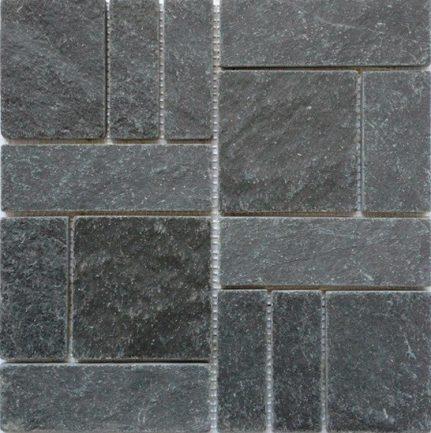 Mosaïque pierre KAMPUR 30x30