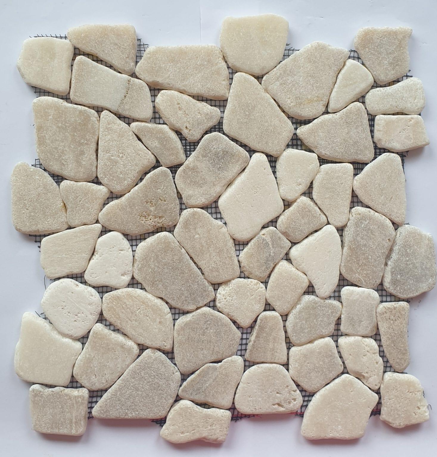 Mosaïque effet pierre ROCAPLANA 30x30