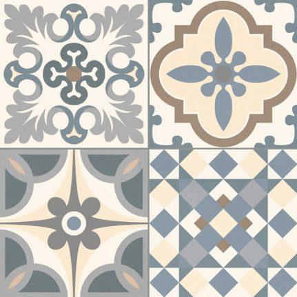 Carrelage imitation carreaux de ciment HERITAGE 33x33