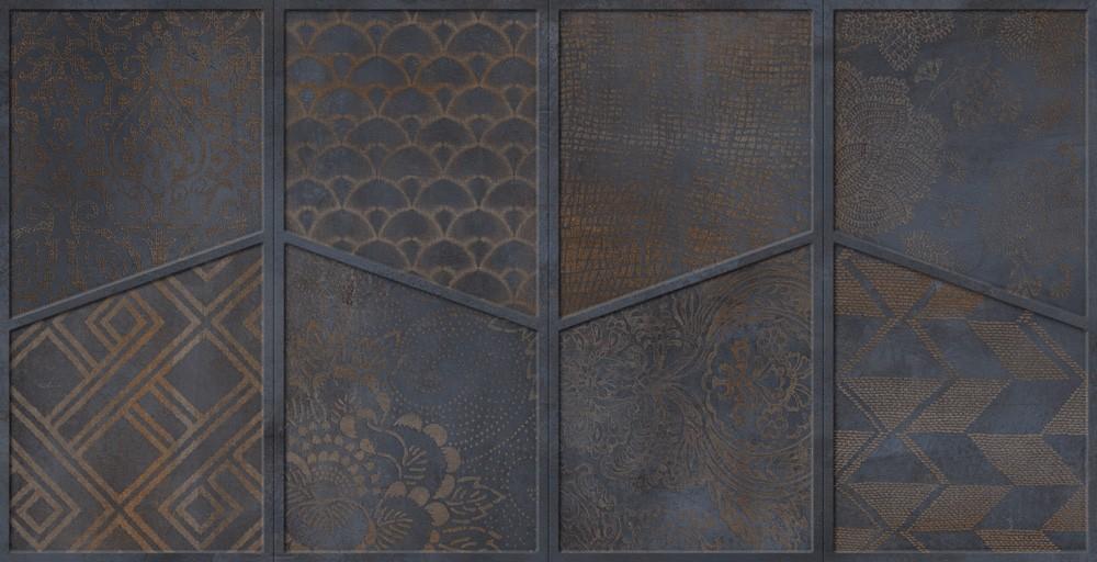 Imitation carreaux de ciment PANDORA DECO 32x62.5
