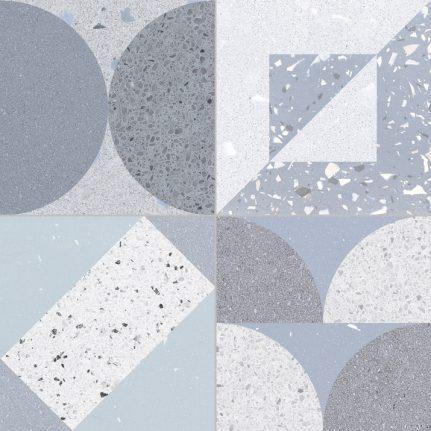 Imitation carreaux de ciment FUSION 33x33