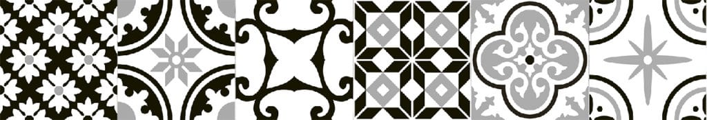 Carreaux de ciment ARTIC 15x90