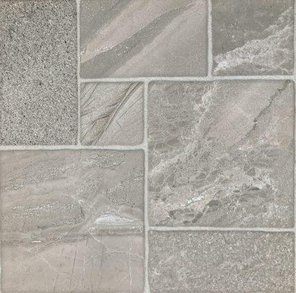 Carrelage sol effet pierre PETRA 45x45