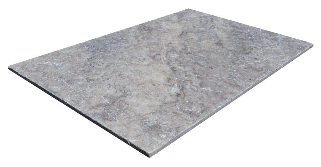 Travertin Silver 61 x 91 X 1,2 CM - 1er Choix