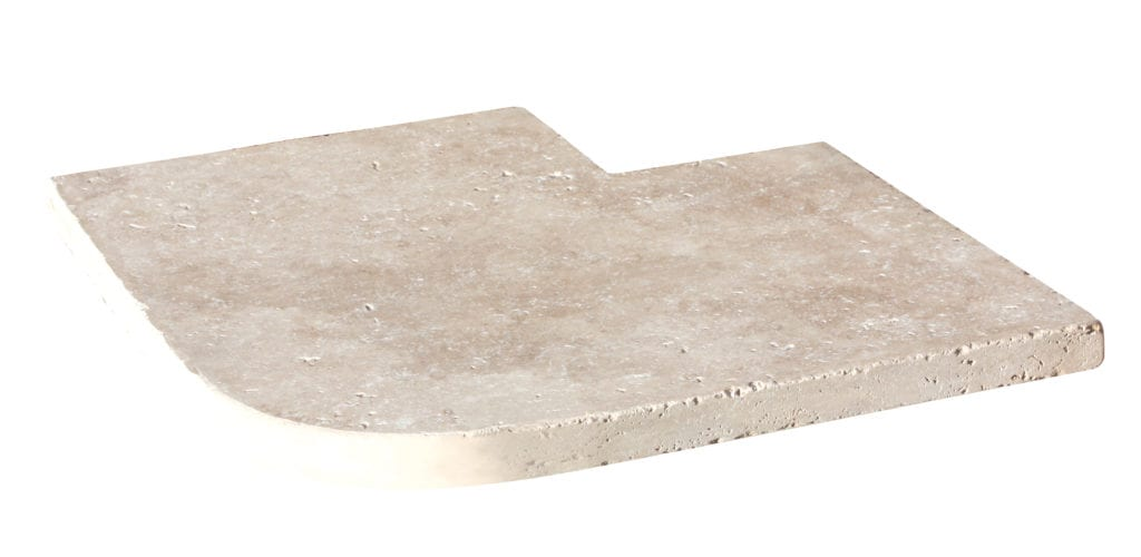 Angle Sortant 1/2 Bord Droit Classic 45x45x3.2 cm