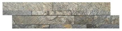 PAREMENTS BALI MIX GREEN 15x55 / 60x1-2 cm