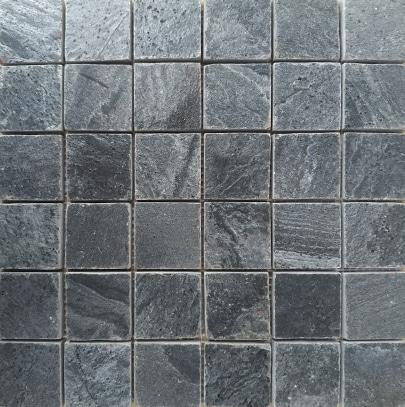 MOSAIQUE BALI GREY 4.8x4.8 CM