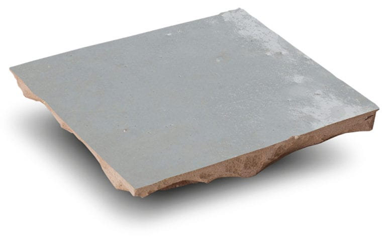 VERITABLE ZELLIGE 10 X 10 CM GRIS CLAIR