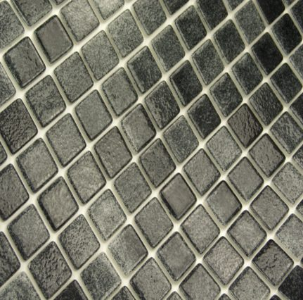 Mosaique en émaux de verre 2,5x2,5 cm cancun