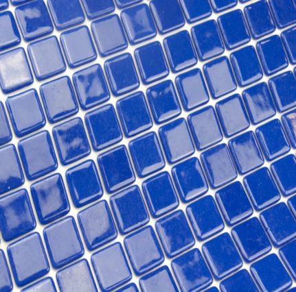 mosaique en émaux de verre 2.5 x 2.5 cm Bodrum