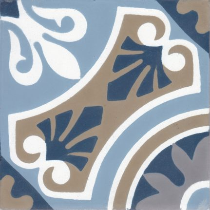 Véritable Carreau Ciment 20 x 20 cm Anne-Caro