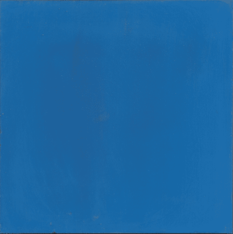 VERITABLE CARREAU CIMENT 20 x 20 CM BLEU MAJORELLE