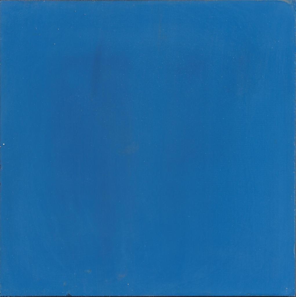 Véritable carreau Ciment 20 x 20 cm bleu majorelle