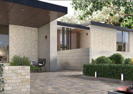 Carrelage extérieur effet pierre ROOTS 30x60