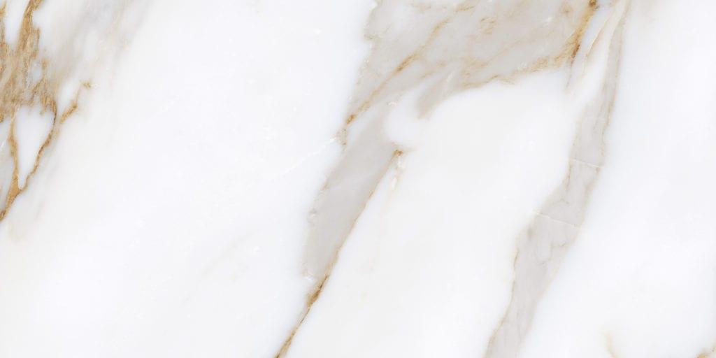 Carrelage d'exception effet marbre CALACATTA GOLD 60x120