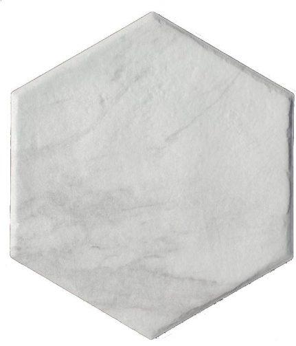 Carrelage hexagone effet pierre Dorset 20x24