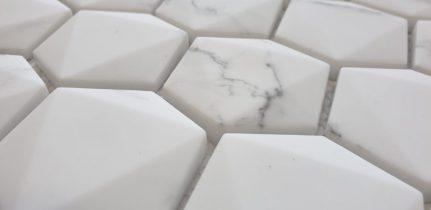 Mosaïque effet marbre URBAN 27x30