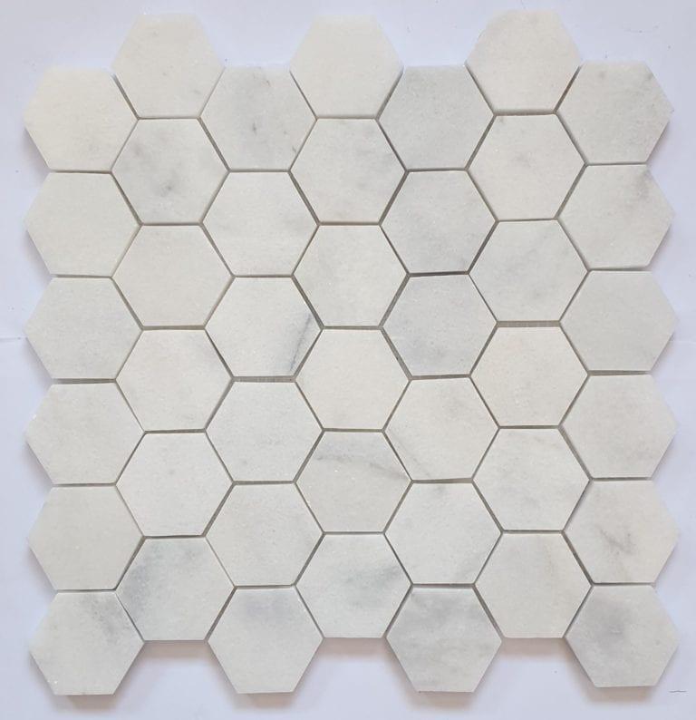 Mosaïque hexagone 30x30