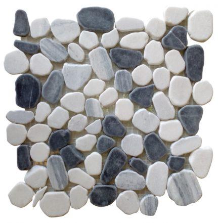 Mosaïque effet pierre RIVIERA 30x30