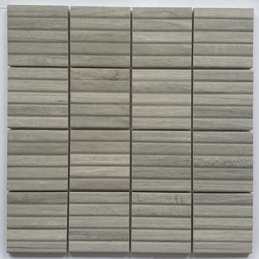 Mosaïque effet bois OREGON 30x30