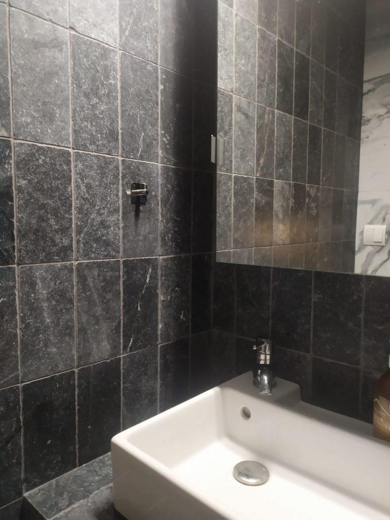 Black marble 10x20
