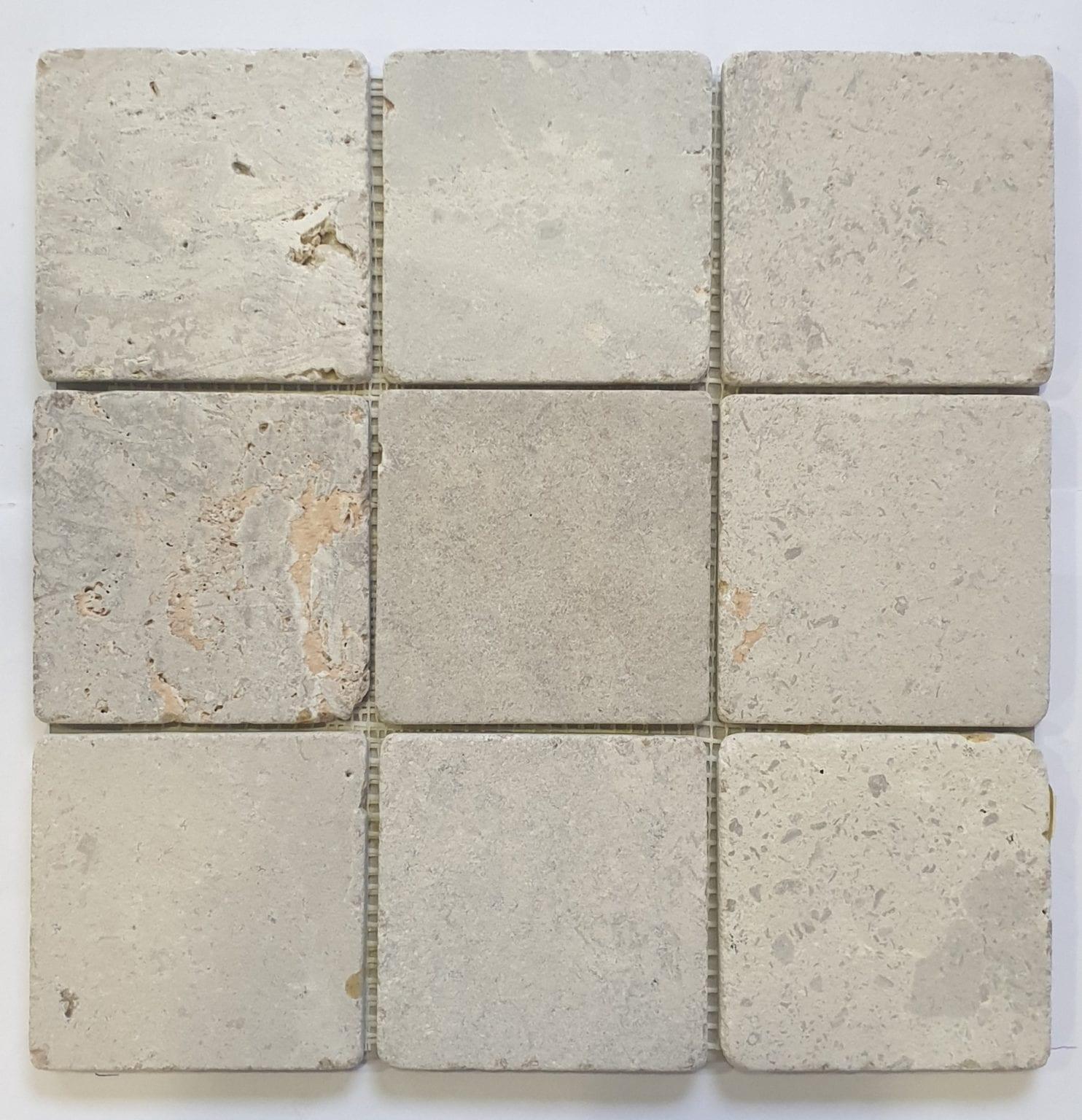 Mosaïque pierre VESUBIO 30x30