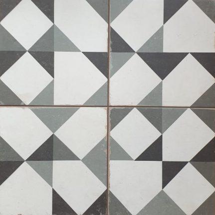 Carrelage imitation carreaux ciment