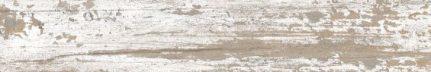 Carrelage sol aspect bois décapé