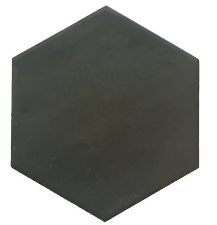 Carrelage sol hexagone uni HOPE 15 x 17