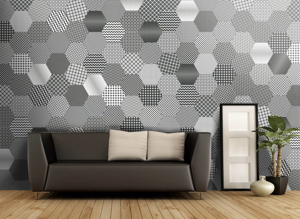 Carrelage hexagone KIMRI 25x22