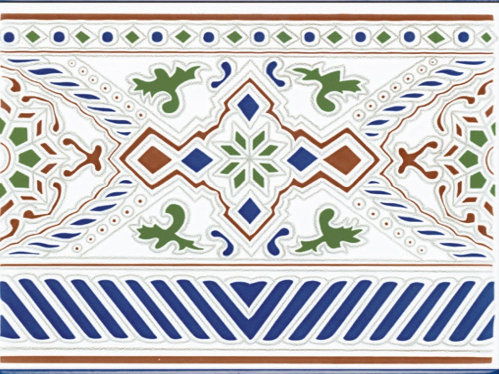 FRISE JAEN 15x20 1 sur VotreCarrelage.com