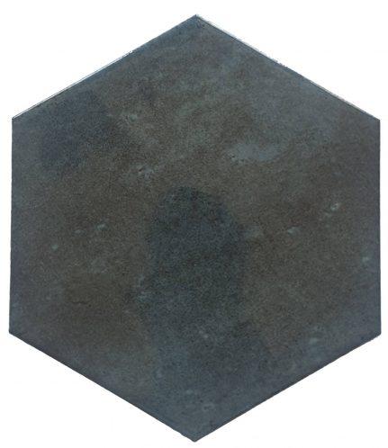 Faïence hexagone uni HOPE 15 x 17